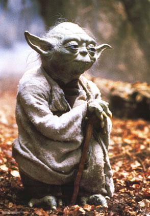 Top personnages de cinéma Yoda